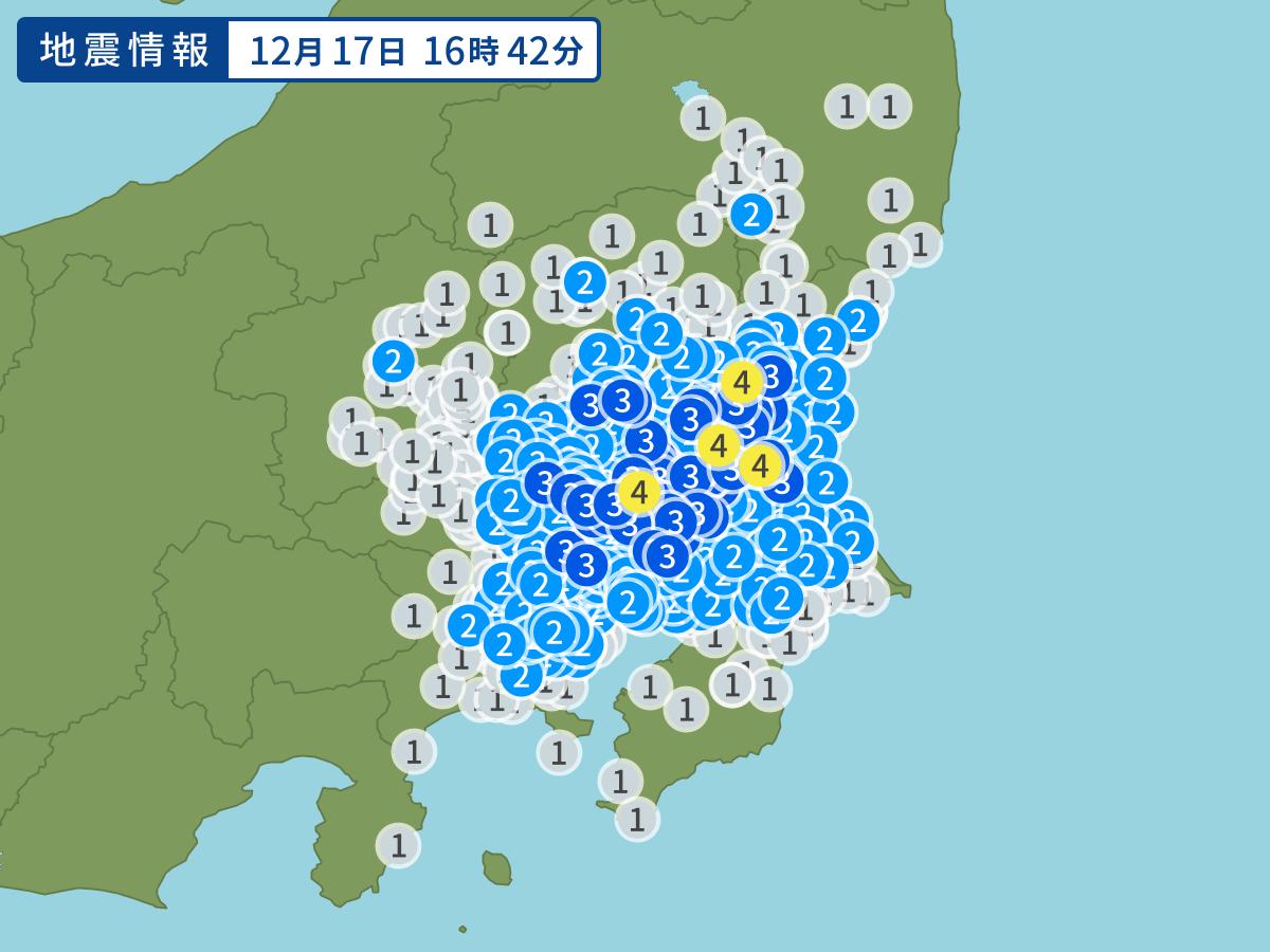 地震 ヤフー