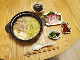 家ごはん:豆乳ごま鍋と、ちょうどいいサイズのお豆腐 | Baby Good Night