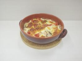 『鮮やかなズッキーニ糠漬け、モチモチ食感♫玉葱チヂミ、牡蠣のマカロニグラタン』
