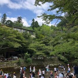 【瀬戸】夏休み開始!「岩屋堂公園」のひんやり涼しい川遊びレポート♪