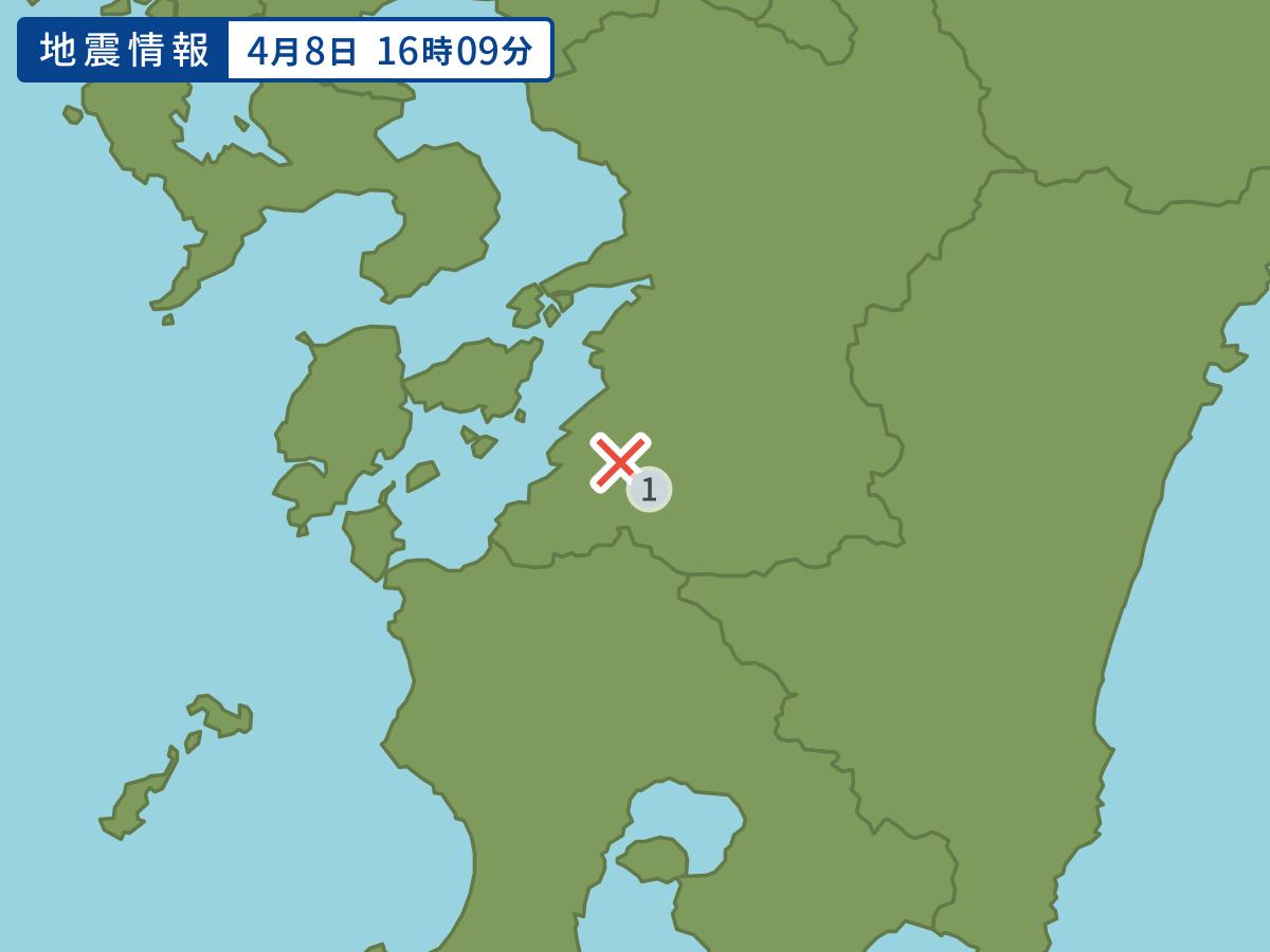 全地点の震度